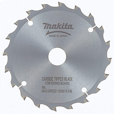 LAMA MAKITA B-09949 Ø136mm FORO20mm 16 DENTI