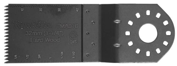 LAMA PIENO LEGNO DURO L32 MAKITA B-21369
