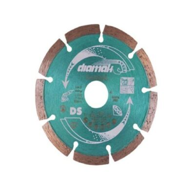 DISCO DIAMANTATO MAKITA Ø115mm FORO 22,23mmD-61123