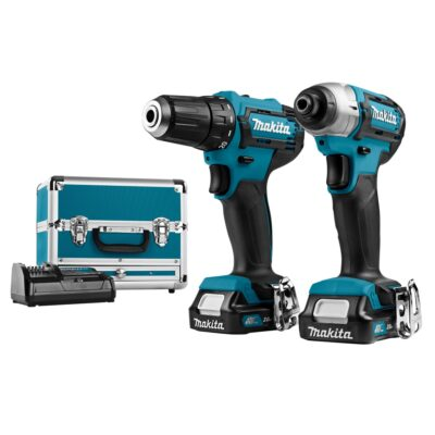 TD110D + HP333D MAKITA KIT CLX228SAX2