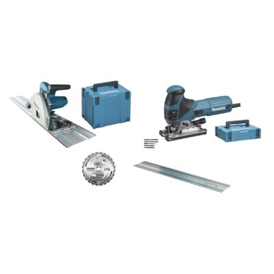 KIT MAKITA MEU029J: SP6000J+4351FCTJ+BINARIO+6 LAME