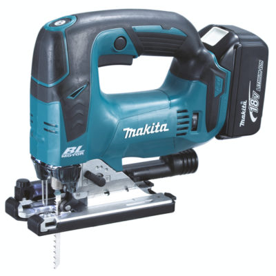 SEGHETTO ALTERNATIVO 18V BL MOTOR MAKITA DJV182RTJ