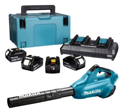 KIT ENERGY MAKITA DC18RD+4BL1850B+DUB362Z Cod. 197626-8
