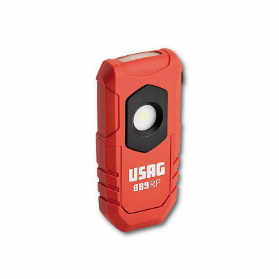 USAG 889 RP U08890045 LAMPADA A LED RICARICABILE COMPATTA