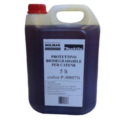PROTETTIVO BIODEGRADABILE ATOSSICO PER CATENA DOLMAR P-30807N 5LT